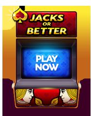 virtual jacks or better poker machine